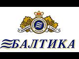 Логотип клиента БАЛТИКА