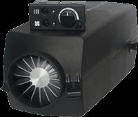 Автономный воздушный отопитель салона автомобиля ПРАМОТРОНИК 4Д (бак 13 л; 12 В)